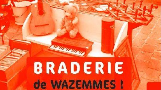 La Braderie de Lille-Wazemmes aura lieu le samedi 16 mai 2015