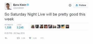 Funniest Presidential Debate Memes: SNL Will Be Good This Week