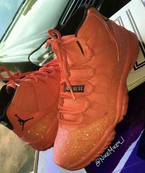 Custom Made Jordans. Dont Like The Colors, [All Black Kinda Person]