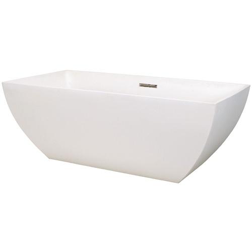 uberhaus design freestanding bathtub bath pinterest. Black Bedroom Furniture Sets. Home Design Ideas