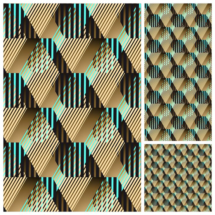 Pattern Madness on Behance