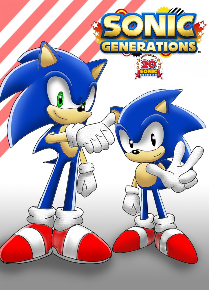 25 Best Ideas About Sonic Generations On Pinterest