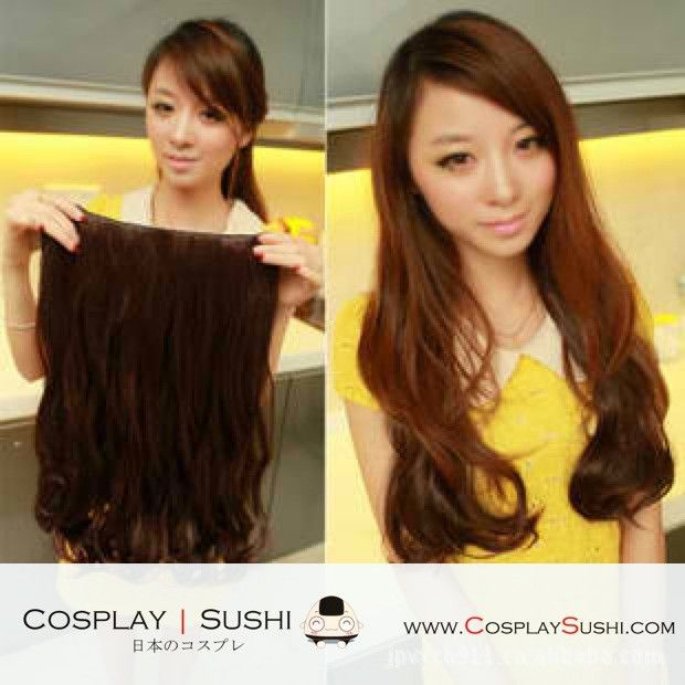 Grab our NEW Su-Yung Hair Extensions! SHOP NOW ► http://bit.ly/1RNonu0 Follow Cosplay Sushi for more cosplay ideas! #cosplaysushi #cosplay #anime #otaku #cool #cosplayer #cute #kawaii #Hair #hairstyle #wig #style #fashion #Hairextension