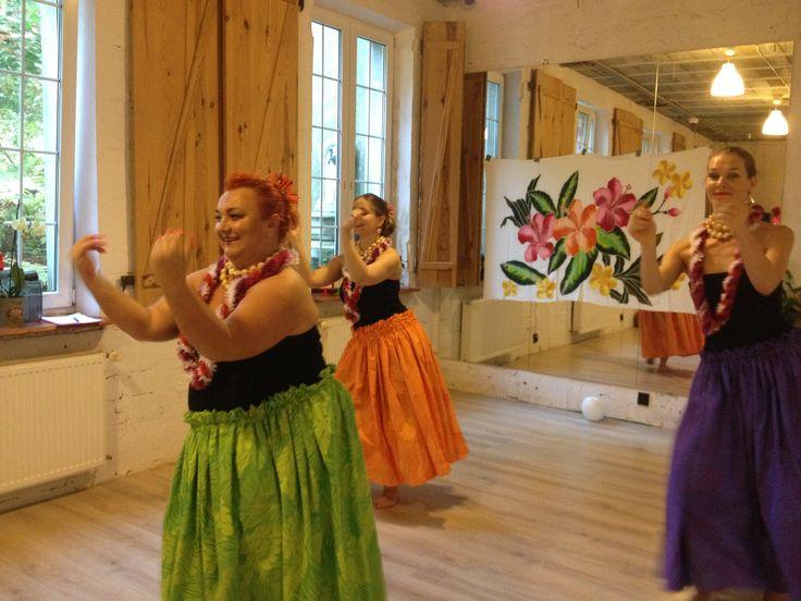 #taniec #hawajski #hawaii #dance #dzikahistoria #warszawa