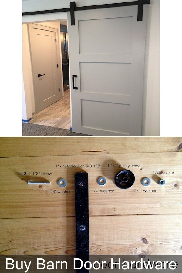 Track Door Hardware Sliding Wood Barn Doors Interior Outdoor Sliding Barn Door Kit In 2020 Locker Storage Door Hardware Barn Door Hardware