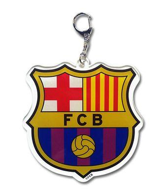 FCバルセロナ オフィシャル  【 アクリル BIG キーリング 】 『Barcelona Official Product』