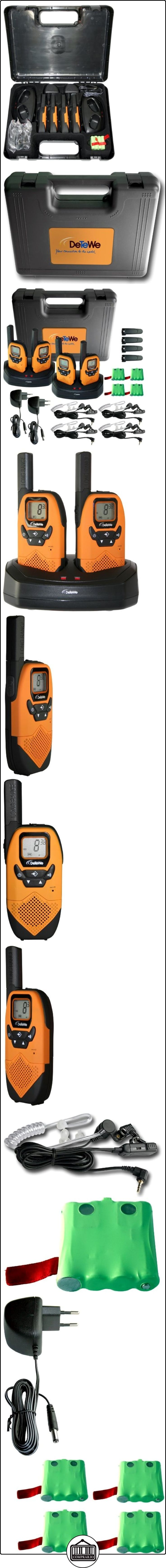 DeTeWe Outdoor 8000 Quad Case, LCD, 0.5 W, Power - Intercomunicador bebé  ✿ Vigilabebés - Seguridad ✿ ▬► Ver oferta: http://comprar.io/goto/B001CSPXQ0
