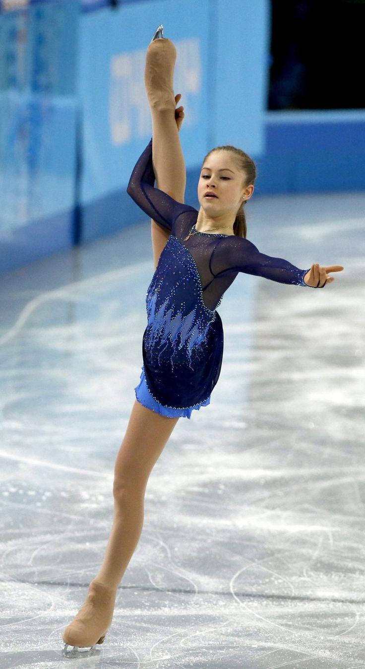 Yulia Lipnitskaya Gold Medal 191 best images about ...