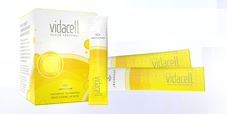 VIDACELL - Solicite informações! www.jeunesseforever.com.br