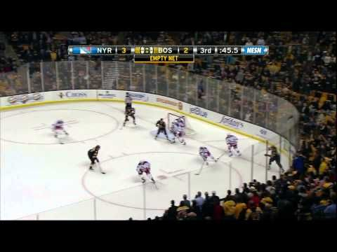 Bruins come back from down 3-0 vs Rags, Jack Edwards loses it 2/12/13  PRICELESS!!!