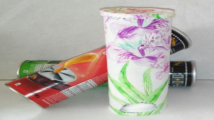 M s de 25 ideas nicas sobre lata de pringles en pinterest - Dispensador de latas ...