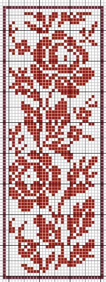 Crotchet Pattern-awesome boodmark
