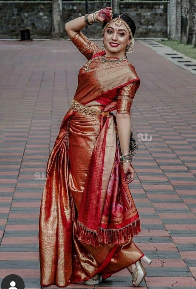 Pin By Anesri Govender On Indian Designer Wear Wedding Saree Indian Wedding Saree Collection Indian Bridal Fashion