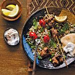 Chelo Kebab Recipe | MyRecipes.com