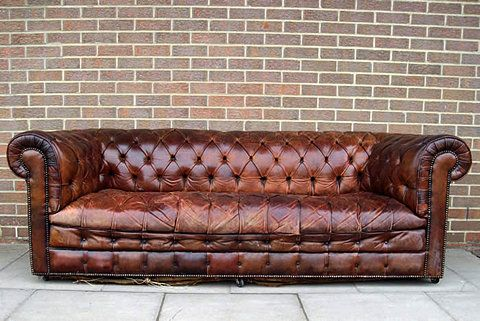 now that's a chesterfield!