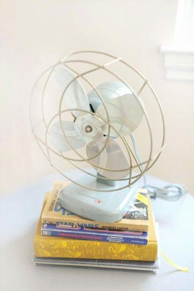 Ventiladores Vintage — Referans