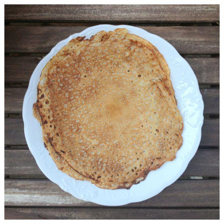 Äggfria pannkakor (även gluten och mjölkfria!)   Nilla's Kitchen