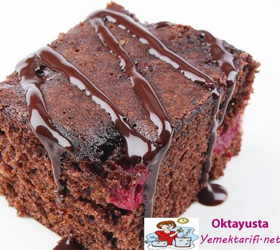 kakaolu visneli kek