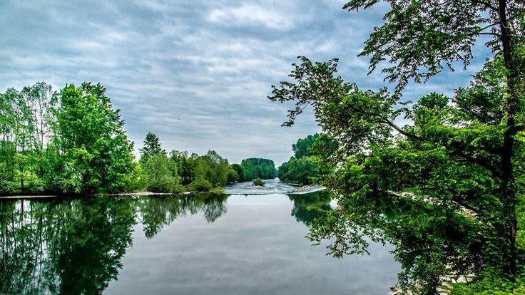 Tranquillità sul fiume