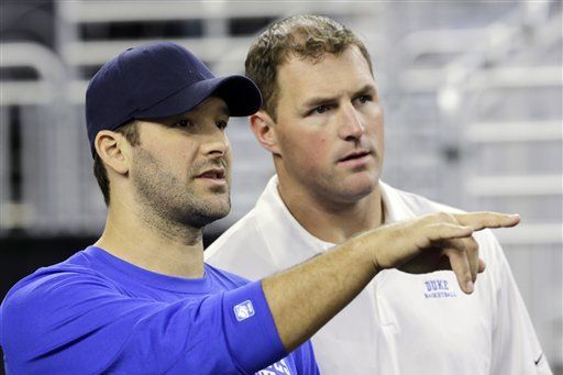 Jason Witten Comments on Tony Romo's Future in the NFL | Bleacher ...