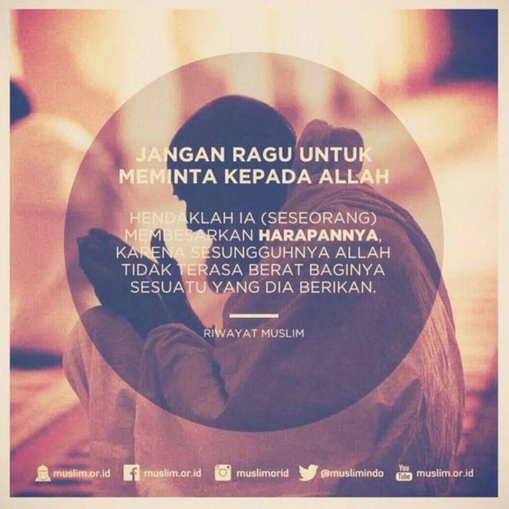 http://nasihatsahabat.com #nasihatsahabat #mutiarasunnah #motivasiIslami #petuahulama #hadist #hadits #nasihatulama #fatwaulama #akhlak #akhlaq #sunnah  #aqidah #akidah #salafiyah #Muslimah #adabIslami #DakwahSalaf # #ManhajSalaf #Alhaq #Kajiansalaf  #dakwahsunnah #Islam #ahlussunnah  #sunnah #tauhid #dakwahtauhid #alquran #kajiansunnah #adabberdoa #Doazikir #JanganRagumemintakepadaAllah #BesarkanHarapan #Tidakadayangberat #bagiAllah