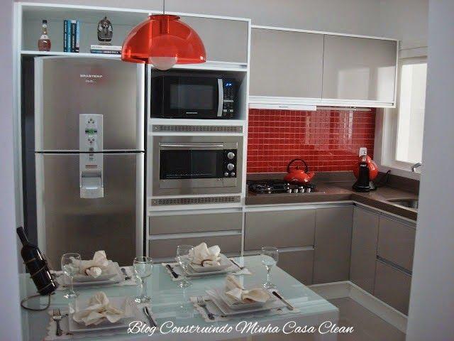 17 mejores ideas sobre cozinhas modernas e pequenas en pinterest ...