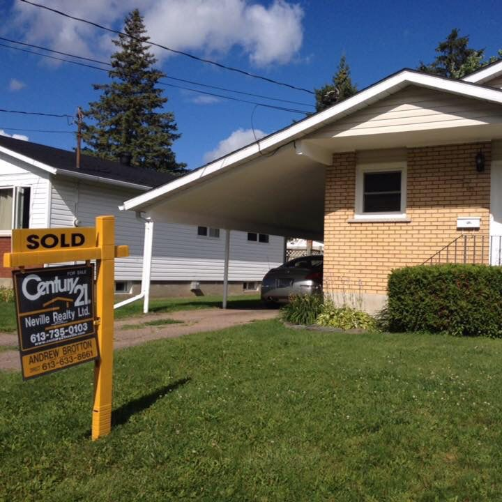 SOLD in Pembroke Ontario summer of 2015