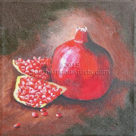 meaning of pomegranate on rosh hashanah