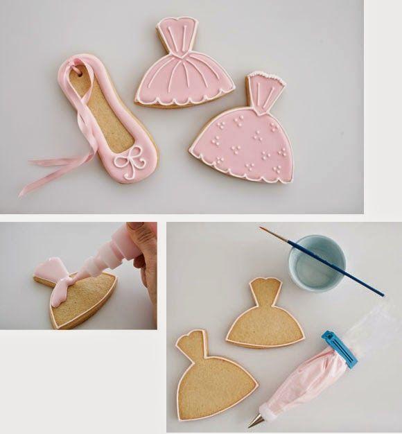 Como decorar biscoitos com glacê - Amando Cozinhar - Receitas, dicas de culinária, decoração e muito mais!