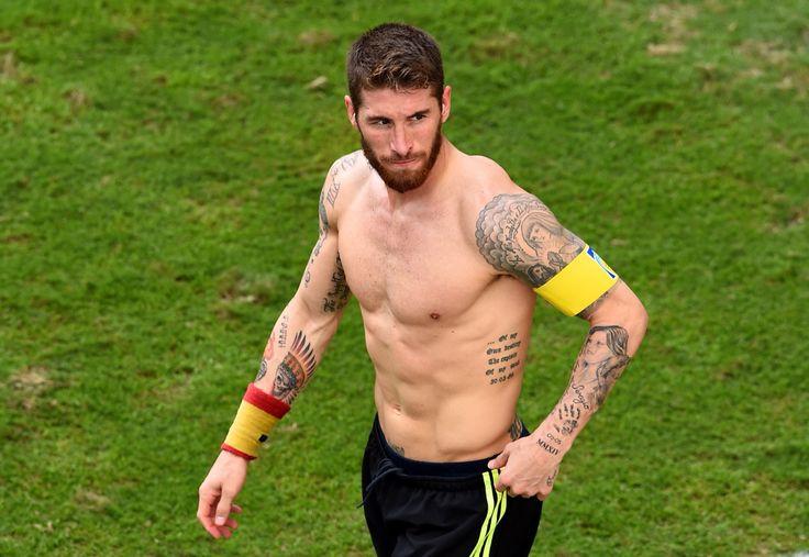 Sergio Ramos - Real Madrid, España