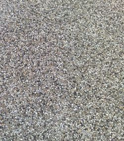 Click to enlarge this photo of exposed aggregate concrete