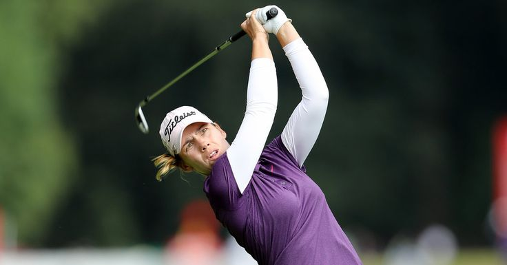 Special Report: The Evian Championship: French Golfer Karine Icher Balances Motherhood and Pro Tour