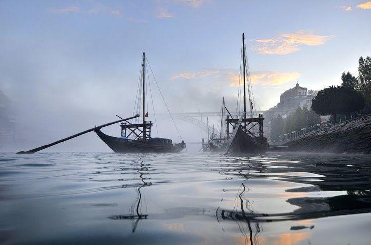 *Barcos Rabelos*