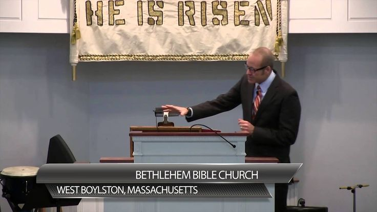 Pastor Mike Abendroth - Sola Scriptura and Mysticism 1