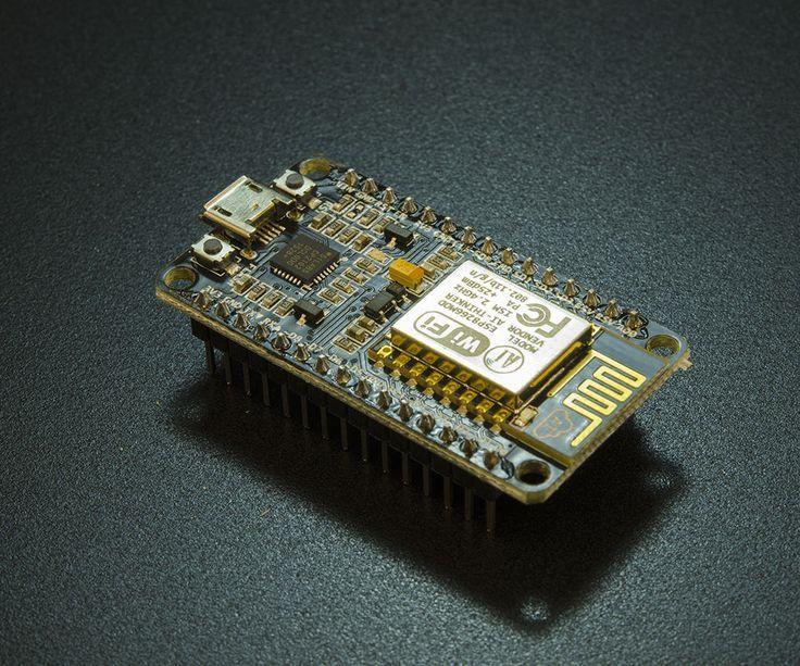 1x NodeMcu ESP8266 Entwicklungsboard ESP-12E Arduino WLAN-Entwicklungsboard