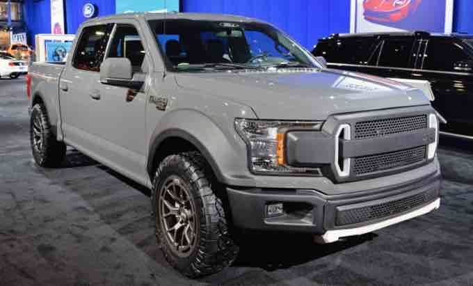 2020 Ford F 150 Concept With Images Ford F150 Ford F150