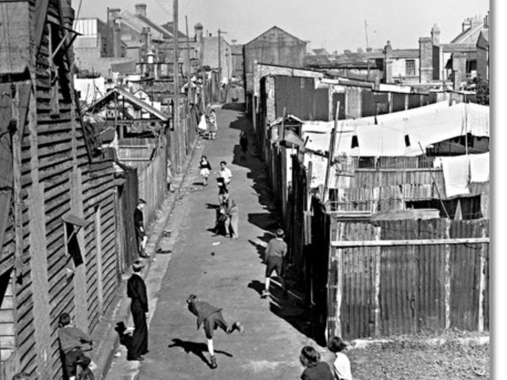 Redfern 1948 NSW History