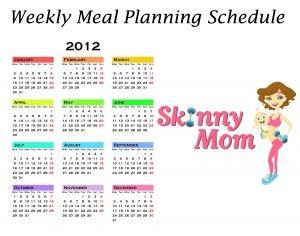 Meal Plans: Week 5