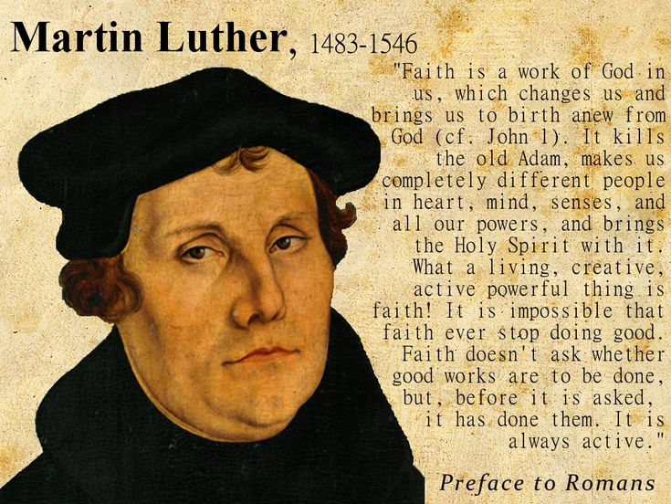 luther thesis 45 The 95 theses of martin luther (1517) dennis bratcher, ed  luther wrote the ninety-five thesis with deference to the leadership of the pope however, he had challenged the authority of the pope to offer the sale of indulgences  45 christians should be taught that he who sees a person in need, and passes him by, and then purchases.