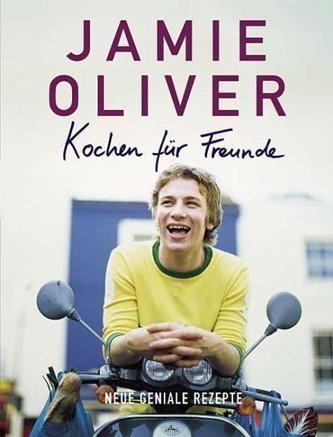 Jamie Oliver and his Vespa (www.vespafans.nl)