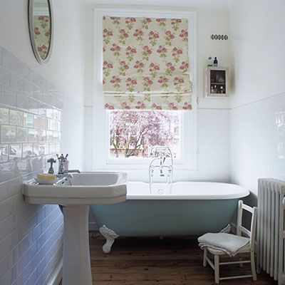 Give your bathroom a mini-makeover! These small changes don't cost a lot but make a big difference.