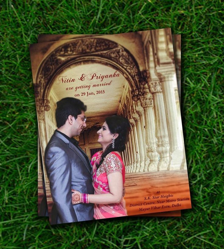 first birthday invitation template india%0A Great idea  to use the photo for honeymooners invitation  Photo by  Elsdesign  Delhi