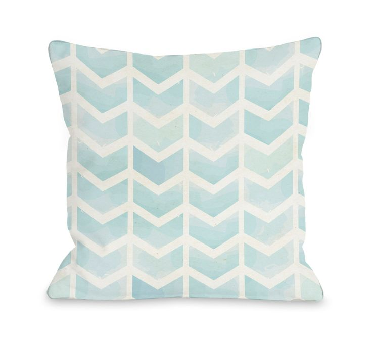 a throw pillow like this would look great on the taupe couch