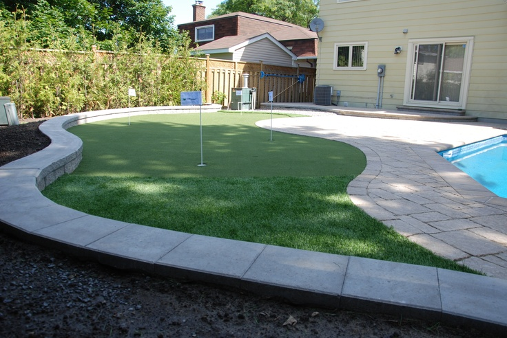 17 best images about backyard ideas on pinterest west for Courtyard landscaping ottawa