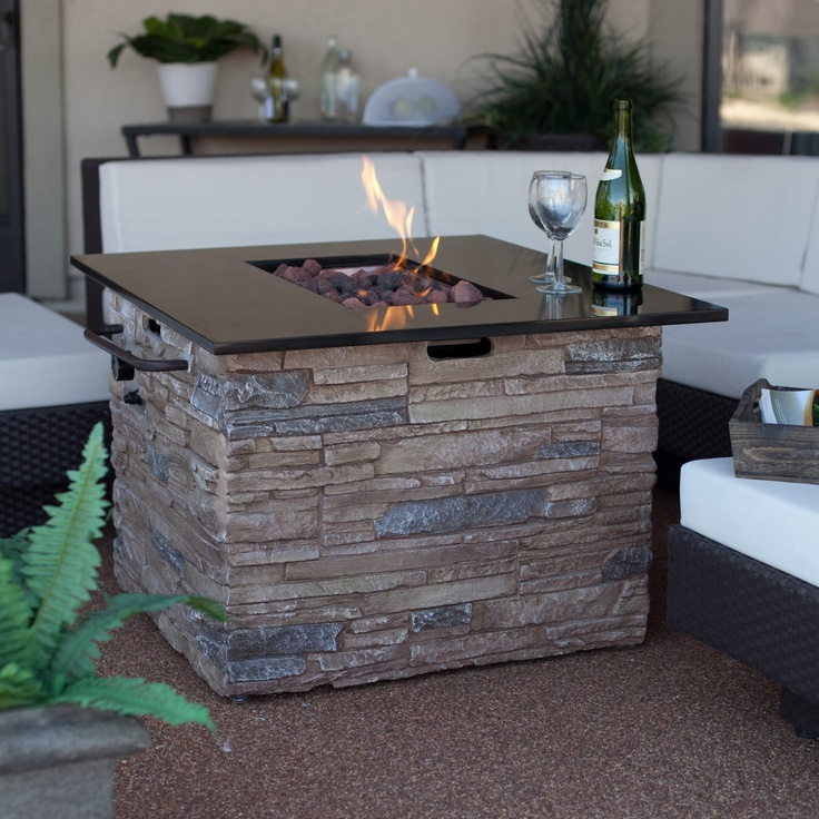 1000 Images About Fire Pit Table On Pinterest Fire Pits