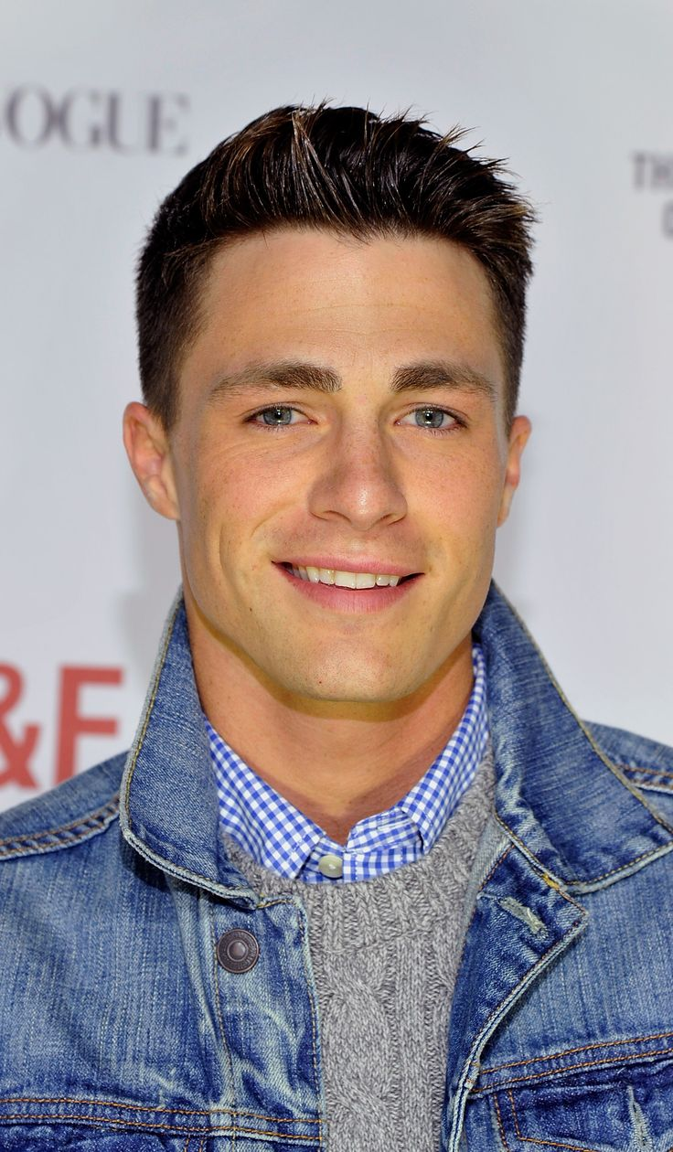 Derek jeter mens hairstyles colton haynes casual hairstyle - Colton Haynes Live Tweeted The Most Awkward First Date And It S Hilarious