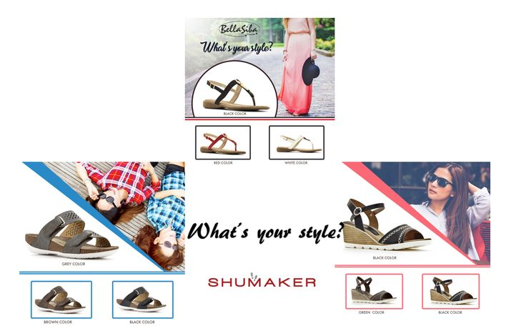 SHUMAKER'S MAY CONTEST IS ON!😍 Enter for a chance to win a FREE PAIR 🎁 Everyone has their own style: What's yours? Enter for a chance to win a FREE PAIR: 1. Choose your style of shoe - Let us know by commenting on the photo ( Choose Style A, B or C) 2. Tag a friend 💞 3. Share it on Facebook using the hashtag #myshumakerstyle, and Like our Facebook page and Instagram(@Shumaker_Shoes)