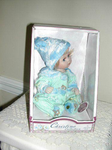Christina Collection Porcelain Doll By Christina Verdi By