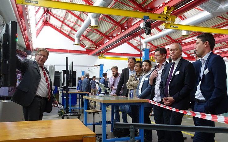 SIAMS SA - organisateur de salons industriels à Moutier, Suisse