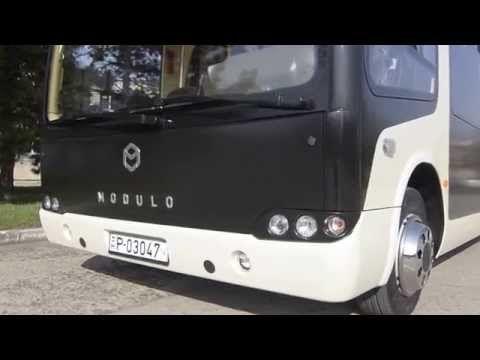 Modulo Bus designed by Maform